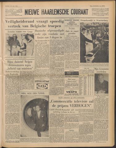 Nieuwe Haarlemsche Courant 1960-07-22
