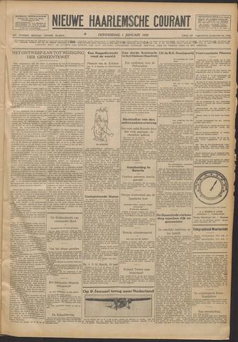 Nieuwe Haarlemsche Courant 1929-01-03