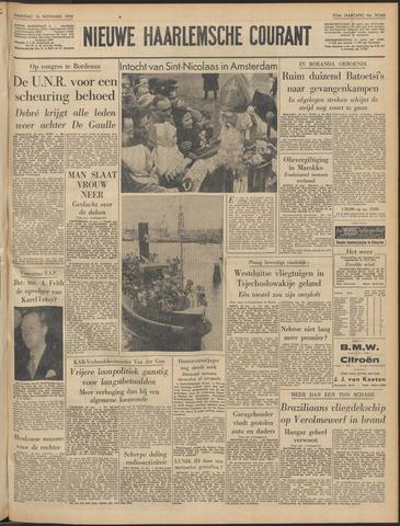 Nieuwe Haarlemsche Courant 1959-11-16