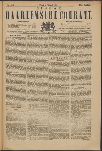Nieuwe Haarlemsche Courant 1895-02-01