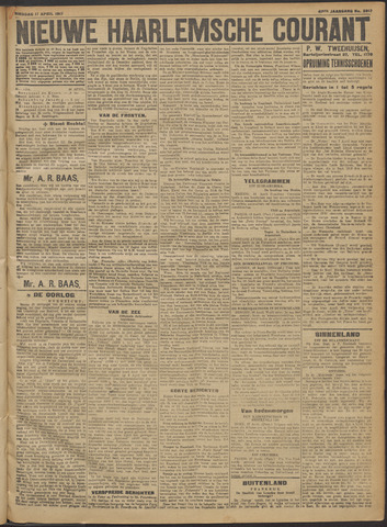 Nieuwe Haarlemsche Courant 1917-04-17