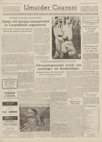 IJmuider Courant 1959-12-19