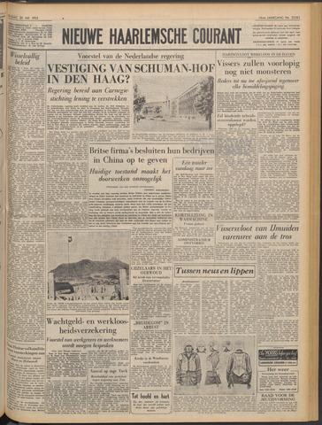 Nieuwe Haarlemsche Courant 1952-05-20