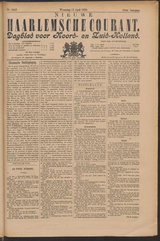 Nieuwe Haarlemsche Courant 1898-04-13