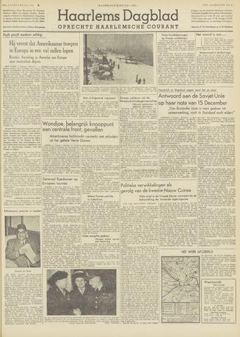 Haarlem's Dagblad 1951-01-08