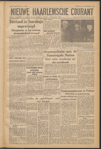 Nieuwe Haarlemsche Courant 1945-11-16