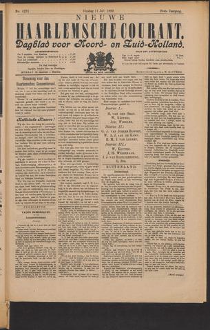 Nieuwe Haarlemsche Courant 1899-07-11
