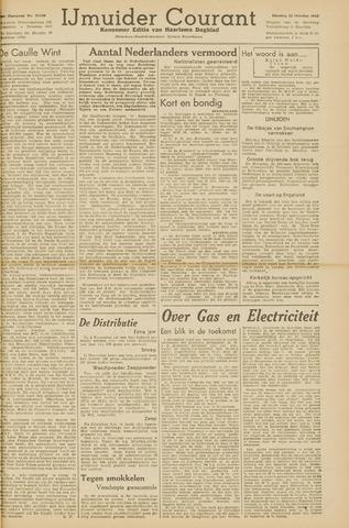 IJmuider Courant 1945-10-23