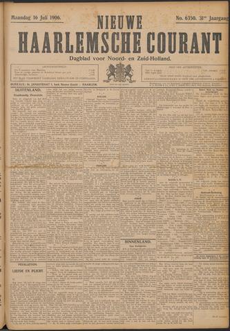 Nieuwe Haarlemsche Courant 1906-07-16