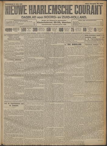 Nieuwe Haarlemsche Courant 1915-07-21