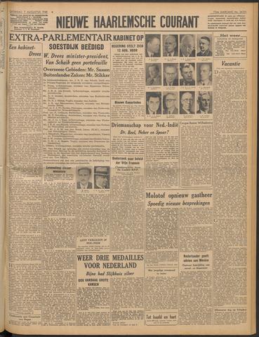 Nieuwe Haarlemsche Courant 1948-08-07