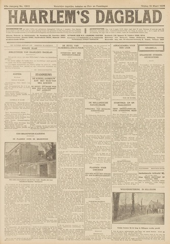 Haarlem's Dagblad 1926-03-19