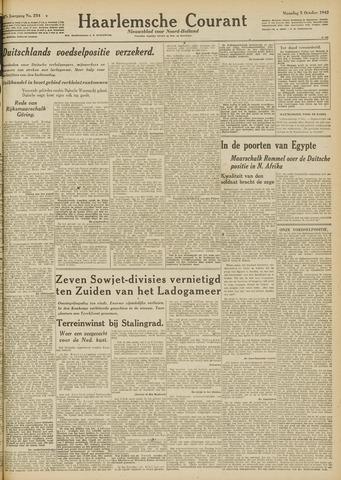 Haarlemsche Courant 1942-10-05