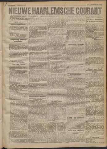 Nieuwe Haarlemsche Courant 1920-02-07
