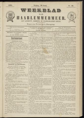 Weekblad van Haarlemmermeer 1881-06-10