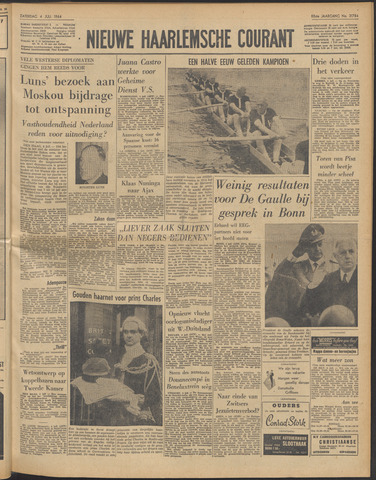 Nieuwe Haarlemsche Courant 1964-07-04