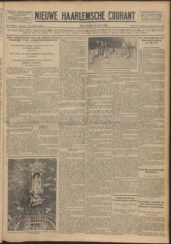 Nieuwe Haarlemsche Courant 1928-07-16