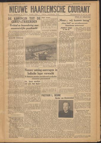 Nieuwe Haarlemsche Courant 1946-01-07