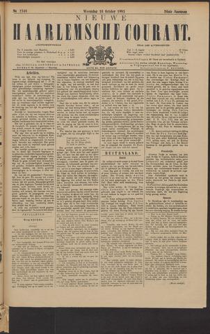 Nieuwe Haarlemsche Courant 1895-10-16