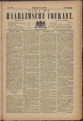 Nieuwe Haarlemsche Courant 1889-06-26