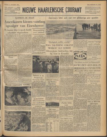 Nieuwe Haarlemsche Courant 1960-11-08