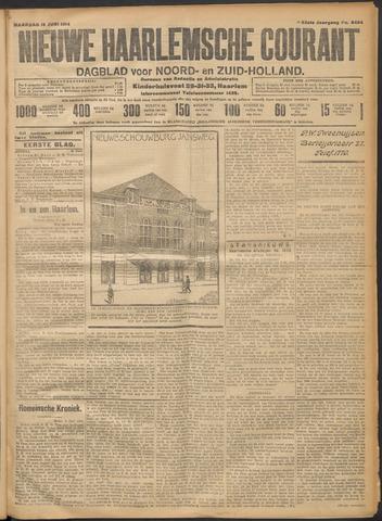Nieuwe Haarlemsche Courant 1914-06-15