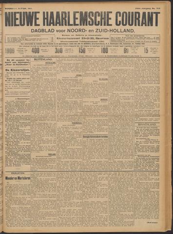 Nieuwe Haarlemsche Courant 1910-02-09
