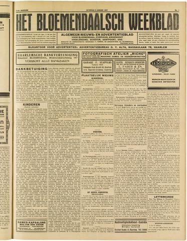 Het Bloemendaalsch Weekblad 1927