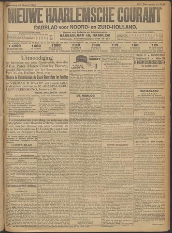 Nieuwe Haarlemsche Courant 1916-03-25