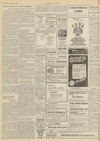 Haarlem's Dagblad | 24 januari 1949 | pagina 4