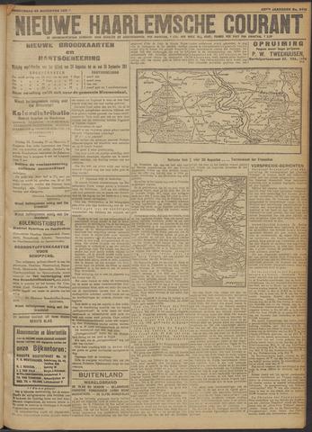 Nieuwe Haarlemsche Courant 1917-08-23