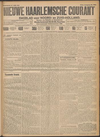 Nieuwe Haarlemsche Courant 1912-06-27