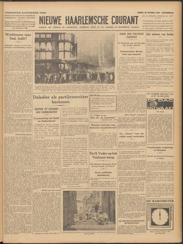 Nieuwe Haarlemsche Courant 1938-10-30