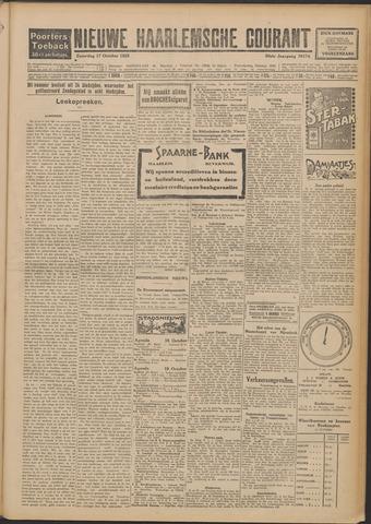Nieuwe Haarlemsche Courant 1925-10-17