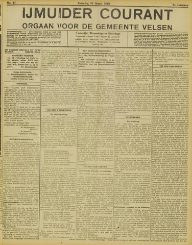 IJmuider Courant 1922-03-25