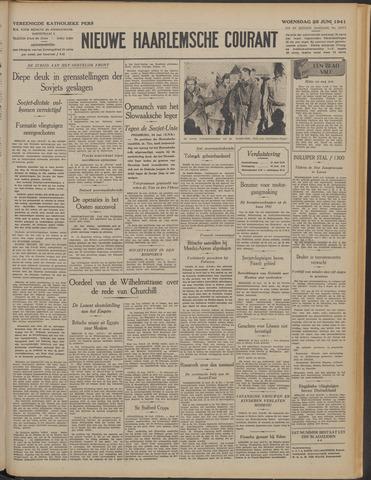 Nieuwe Haarlemsche Courant 1941-06-25