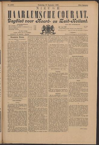 Nieuwe Haarlemsche Courant 1897-09-30
