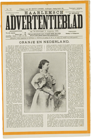 Haarlemsch Advertentieblad 1898-08-31