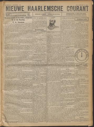 Nieuwe Haarlemsche Courant 1921-12-01