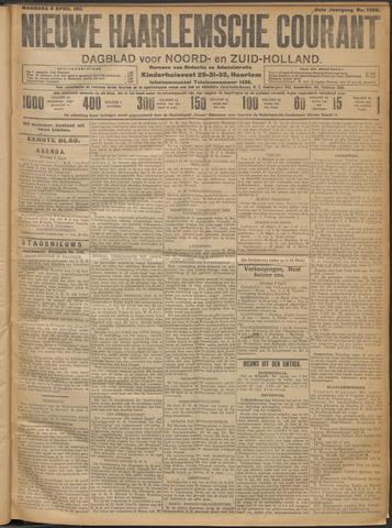 Nieuwe Haarlemsche Courant 1911-04-03