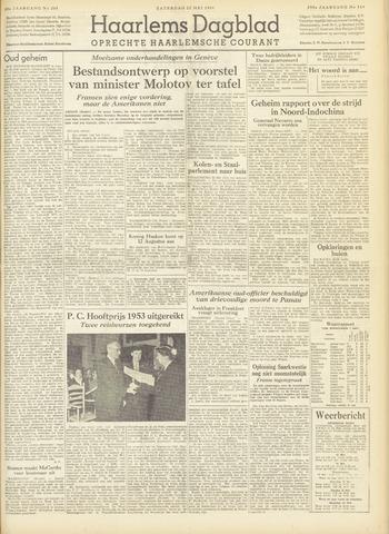 Haarlem's Dagblad 1954-05-22
