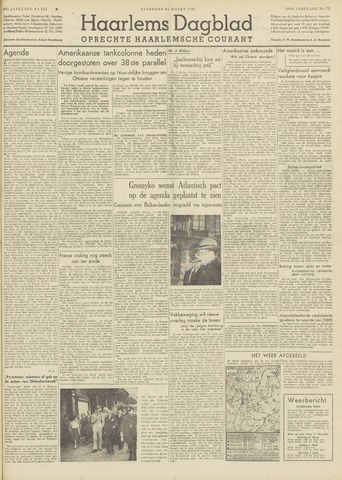 Haarlem's Dagblad 1951-03-31