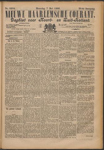 Nieuwe Haarlemsche Courant 1906-05-07