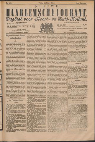 Nieuwe Haarlemsche Courant 1900-03-23