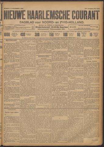 Nieuwe Haarlemsche Courant 1908-11-10
