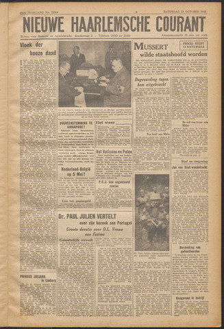 Nieuwe Haarlemsche Courant 1945-10-13