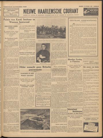 Nieuwe Haarlemsche Courant 1938-10-10