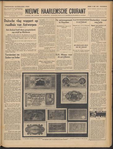 Nieuwe Haarlemsche Courant 1940-05-19