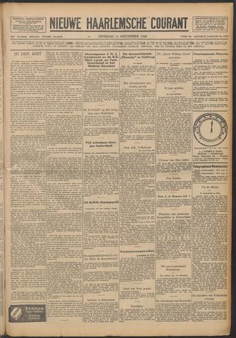 Nieuwe Haarlemsche Courant 1928-11-13