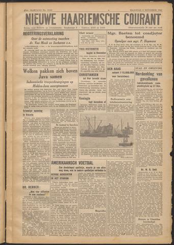 Nieuwe Haarlemsche Courant 1945-11-05